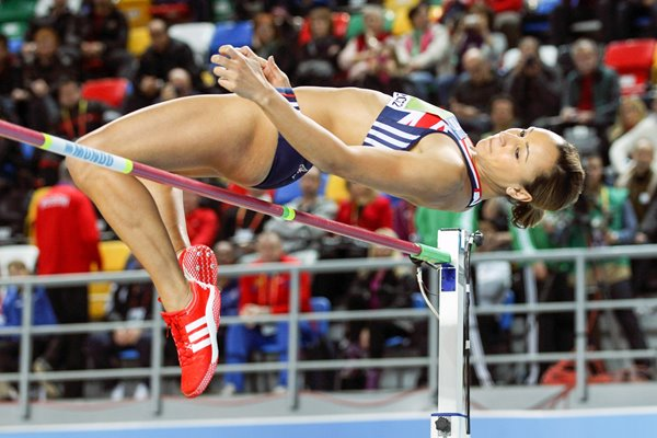 Jessica Ennis World Indoors 2012