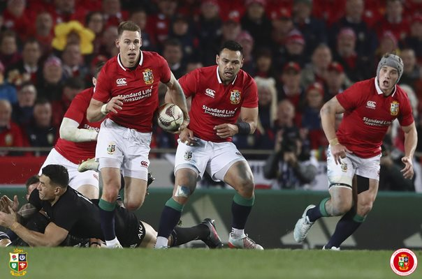 Liam British & Irish Lions Greatest Try Auckland 2017