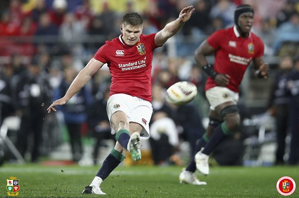 Owen Farrell British & Irish Lions v New Zealand Wellington 2017