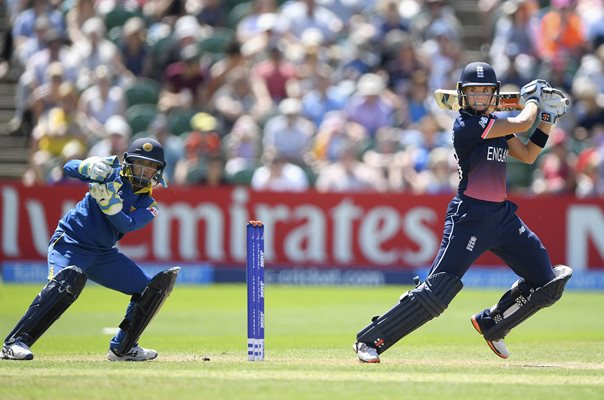 Lauren Winfield England v Sri Lanka Women's World Cup 2017