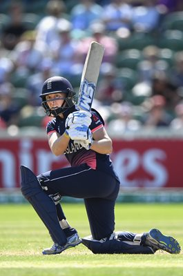 Heather Knight England v Sri Lanka Women's World Cup 2017