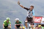 Romain Bardet Stage Twelve Winner Le Tour de France 2017 Prints