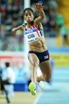 Yamile Aldama World Indoor Triple Jump Champion 2012 Prints
