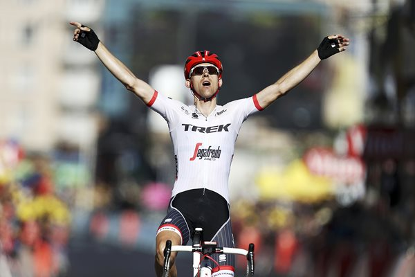 Bauke Mollema Stage Fifteen Win Le Tour de France 2017
