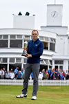 Jordan Spieth British Open Champion Royal Birkdale 2017 Prints