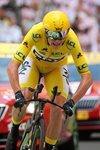 Chris Froome Time Trial Marseille Tour de France 2017 Acrylic