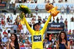 Chris Froome Time Trial Marseille Tour de France 2017 Prints
