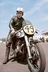 John Surtees on Manx Norton 1955 Prints