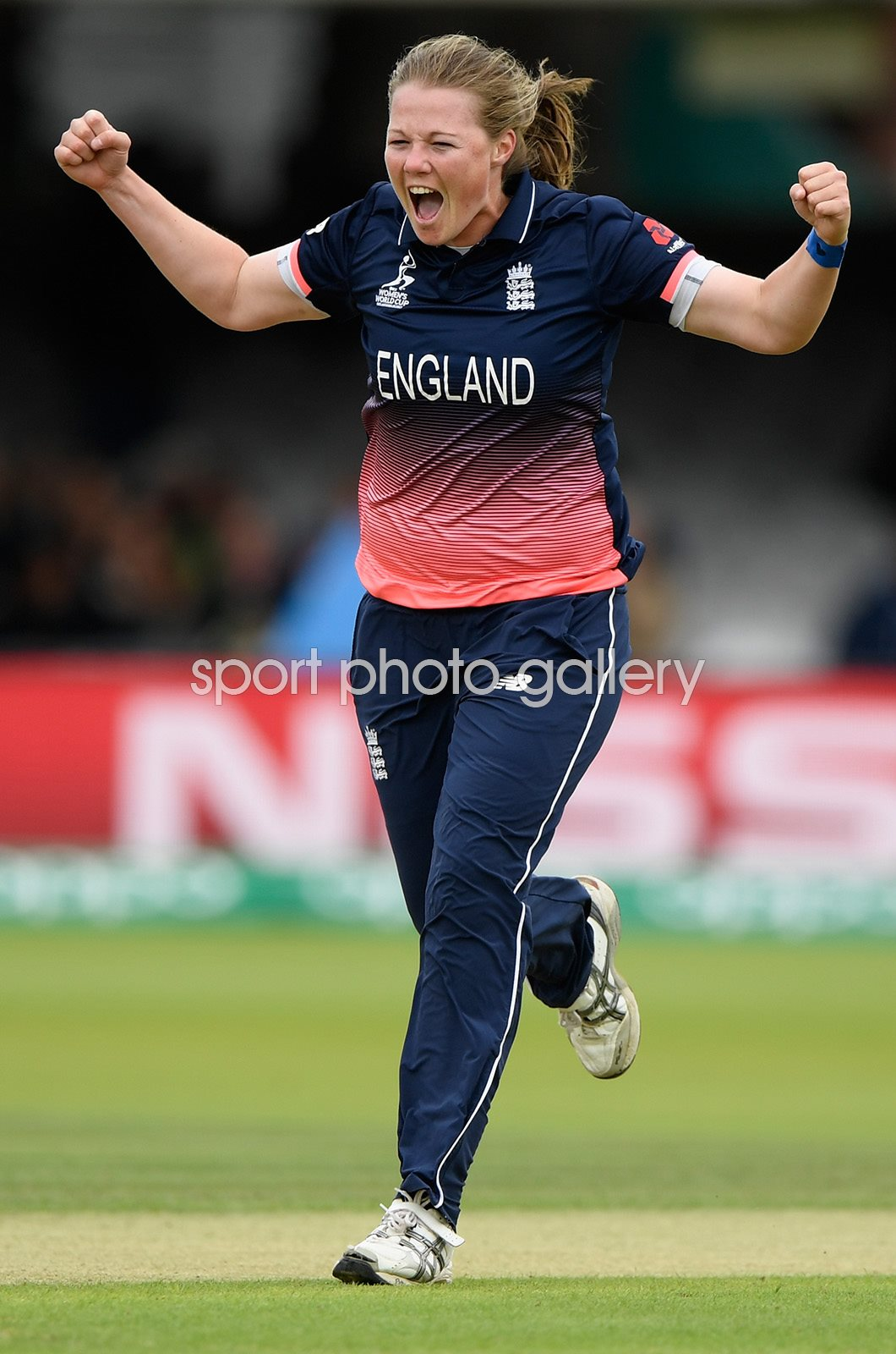 Anya Shrubsole England v India World Cup Final 2017