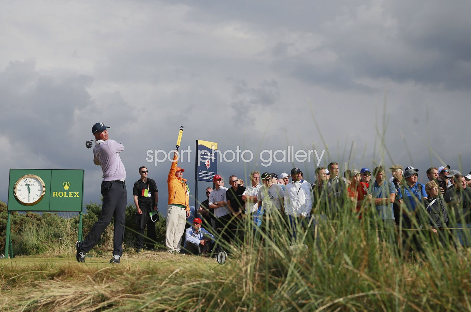 Matt Kuchar British Open Royal Birkdale 2017