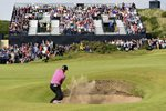 Ian Poulter British Open Royal Birkdale 2017 Prints
