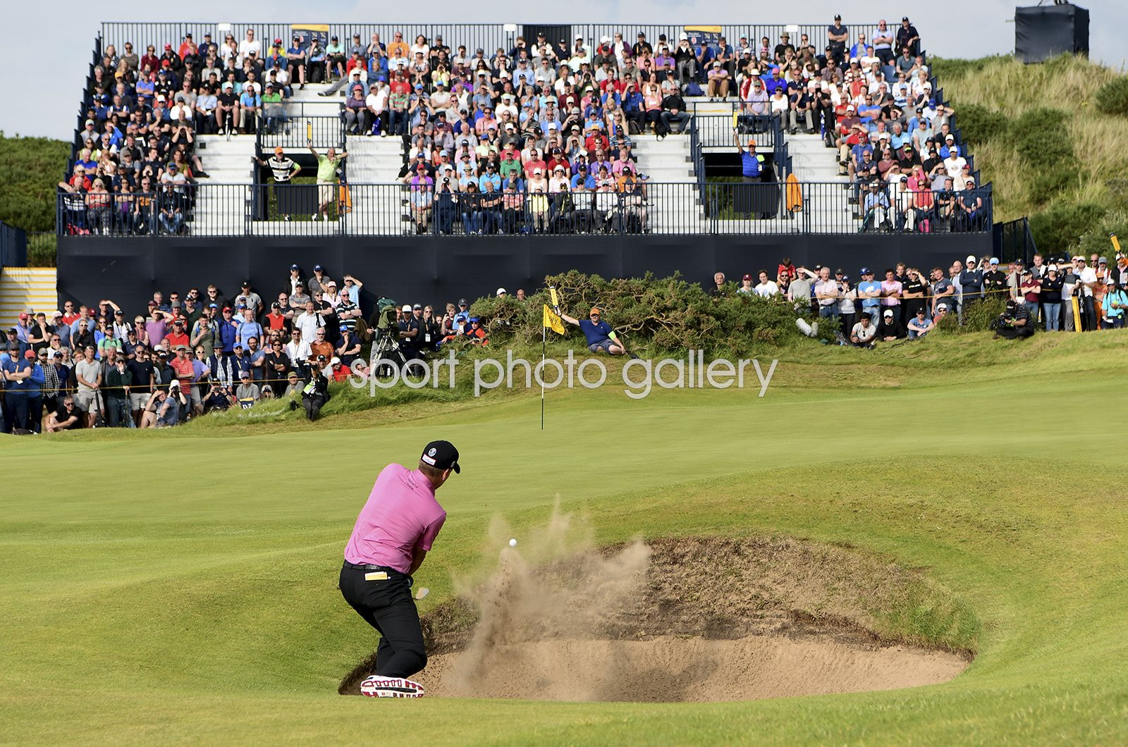 Ian Poulter British Open Royal Birkdale 2017