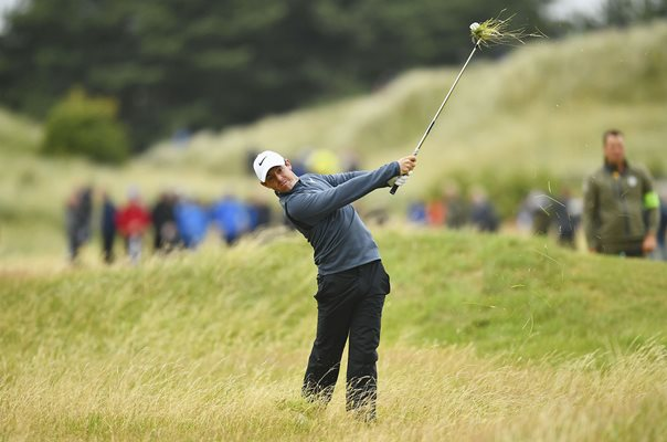 Rory McIlroy British Open Royal Birkdale 2017