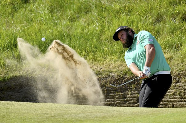 "Andrew ""Beef"" Johnston British Open Royal Birkdale 2017"