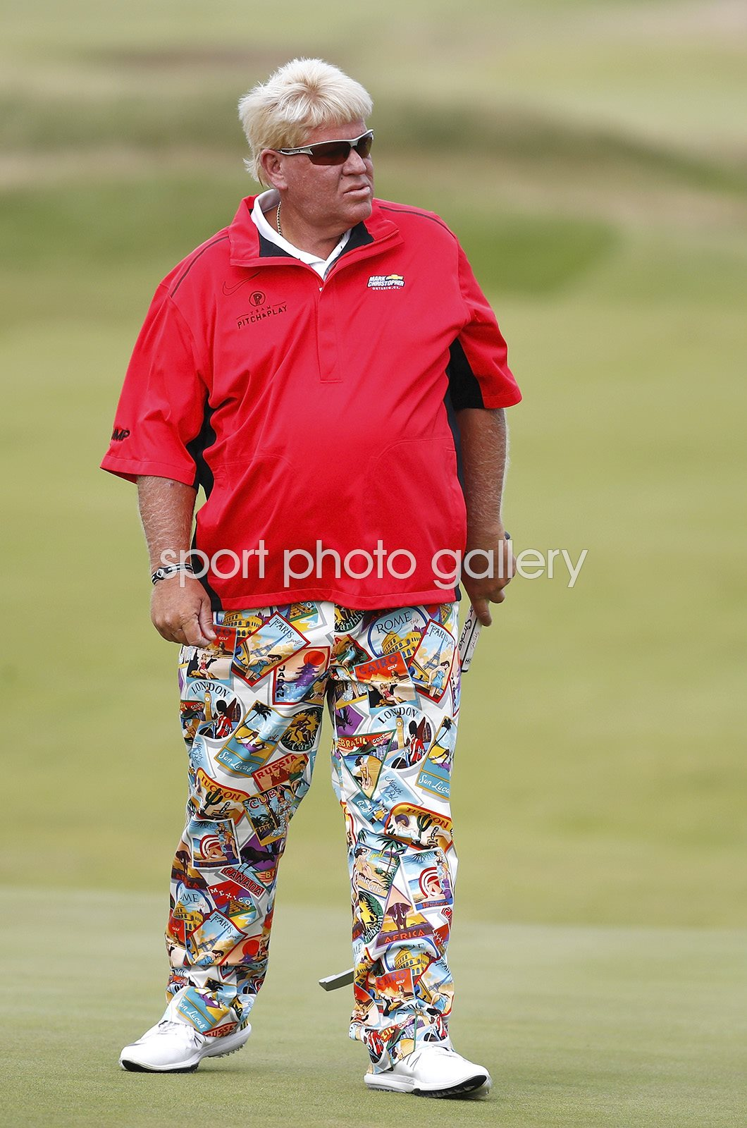John Daly USA British Open Royal Birkdale 2017
