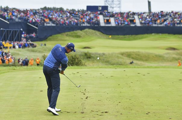 Henrik Stenson British Open Royal Birkdale 2017