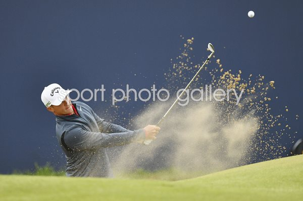 Alex Noren British Open Royal Birkdale 2017