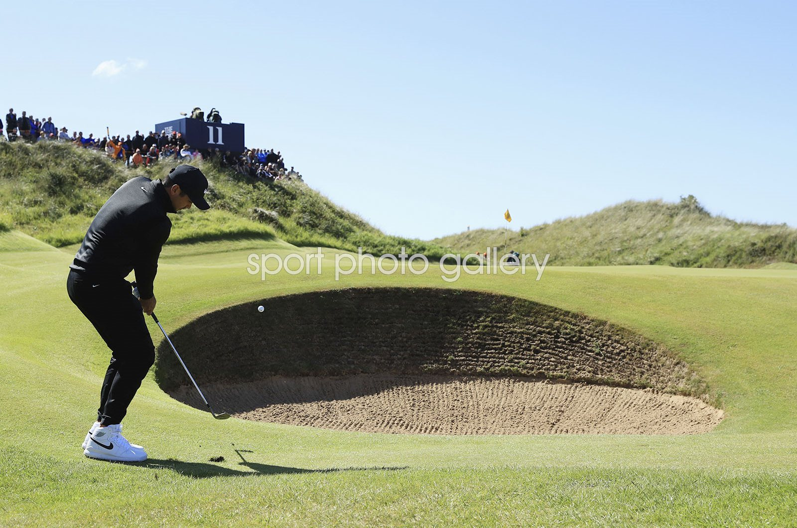Jason Day British Open Royal Birkdale 2017