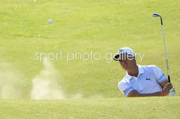 Rickie Fowler British Open Royal Birkdale 2017