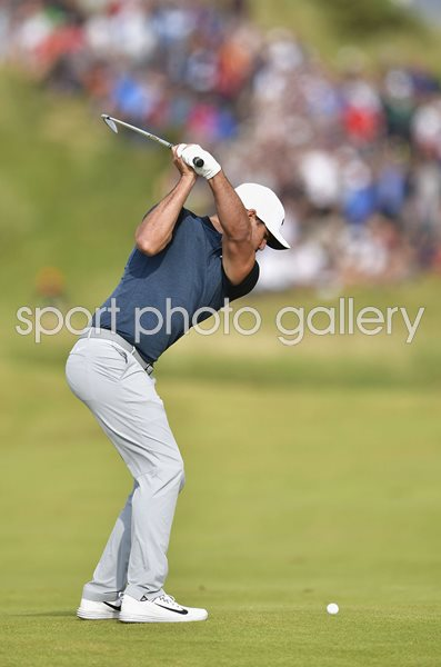 Brooks Koepka British Open Royal Birkdale 2017