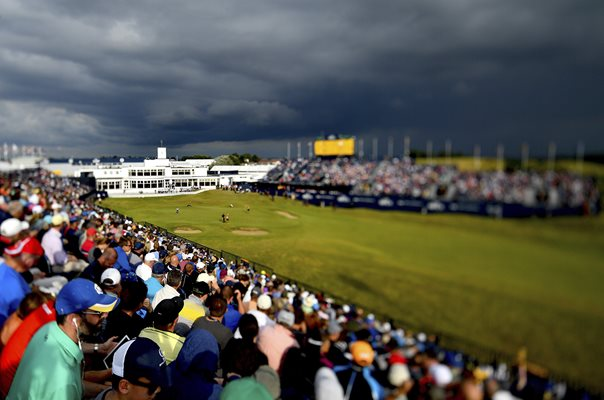 British Open Royal Birkdale Southport England 2017