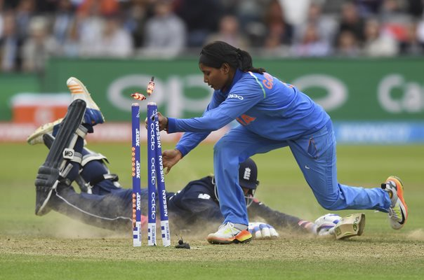 England v India Women's World Cup Lord's 2017