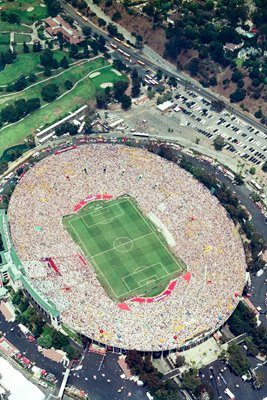 Aerial view of the 1994 World Cup Final