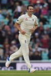 Toby Roland-Jones England Test Debut v South Africa Oval 2017 Canvas
