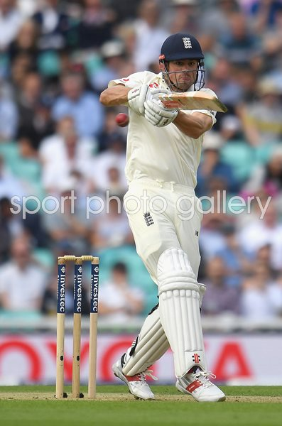 Alastair Cook England v South Africa Oval Test 2017