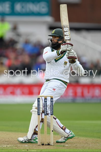 Hashim Amla South Africa 8000 Test Runs Trent Bridge 2017