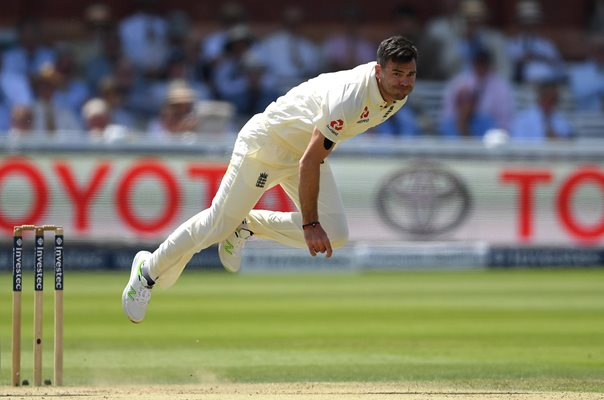 James Anderson England v South Africa Lord's Test 2017