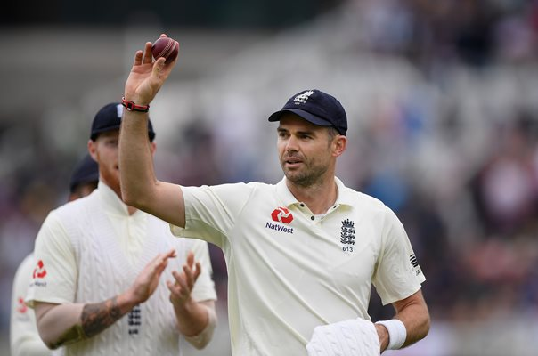James Anderson England 5 for v South Africa Trent Bridge 2017