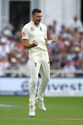 James Anderson England v South Africa Trent Bridge 2017