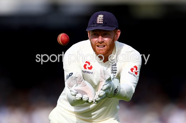 Jonny Bairstow England v South Africa Lord's Test 2017