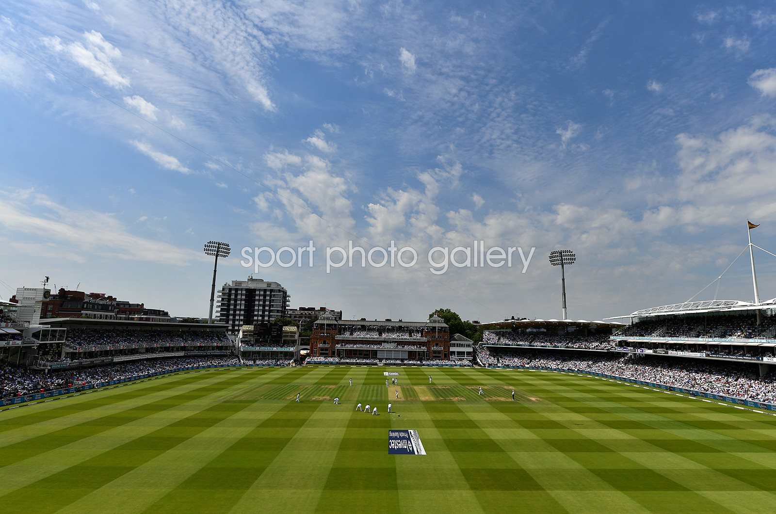 England v South Africa Lord's Cricket Ground 2017