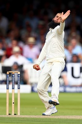 Moeen Ali England 10 wickets v South Africa Lord's Test 2017