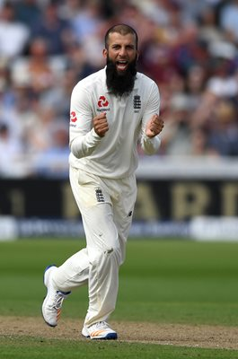 Moeen Ali England v South Africa Trent Bridge Test 2017