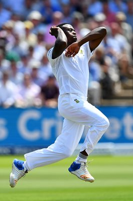 Kagiso Rabada South Africa v England Oval Test 2017