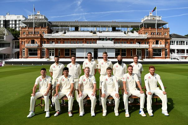 England Team v South Africa Lord's 2017