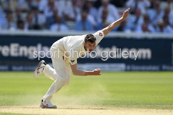 Mark Wood England v South Africa Lord's Test 2017