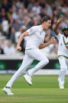 Morne Morkel South Africa v England Trent Bridge 2017