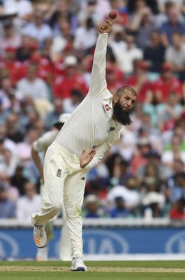 Moeen Ali England v South Africa Oval Test 2017