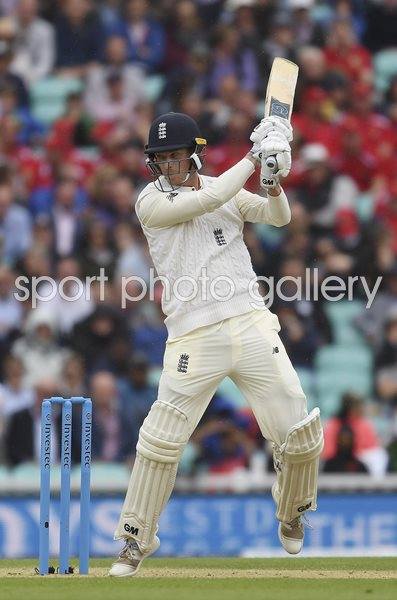 Tom Westley England v South Africa Oval Test 2017