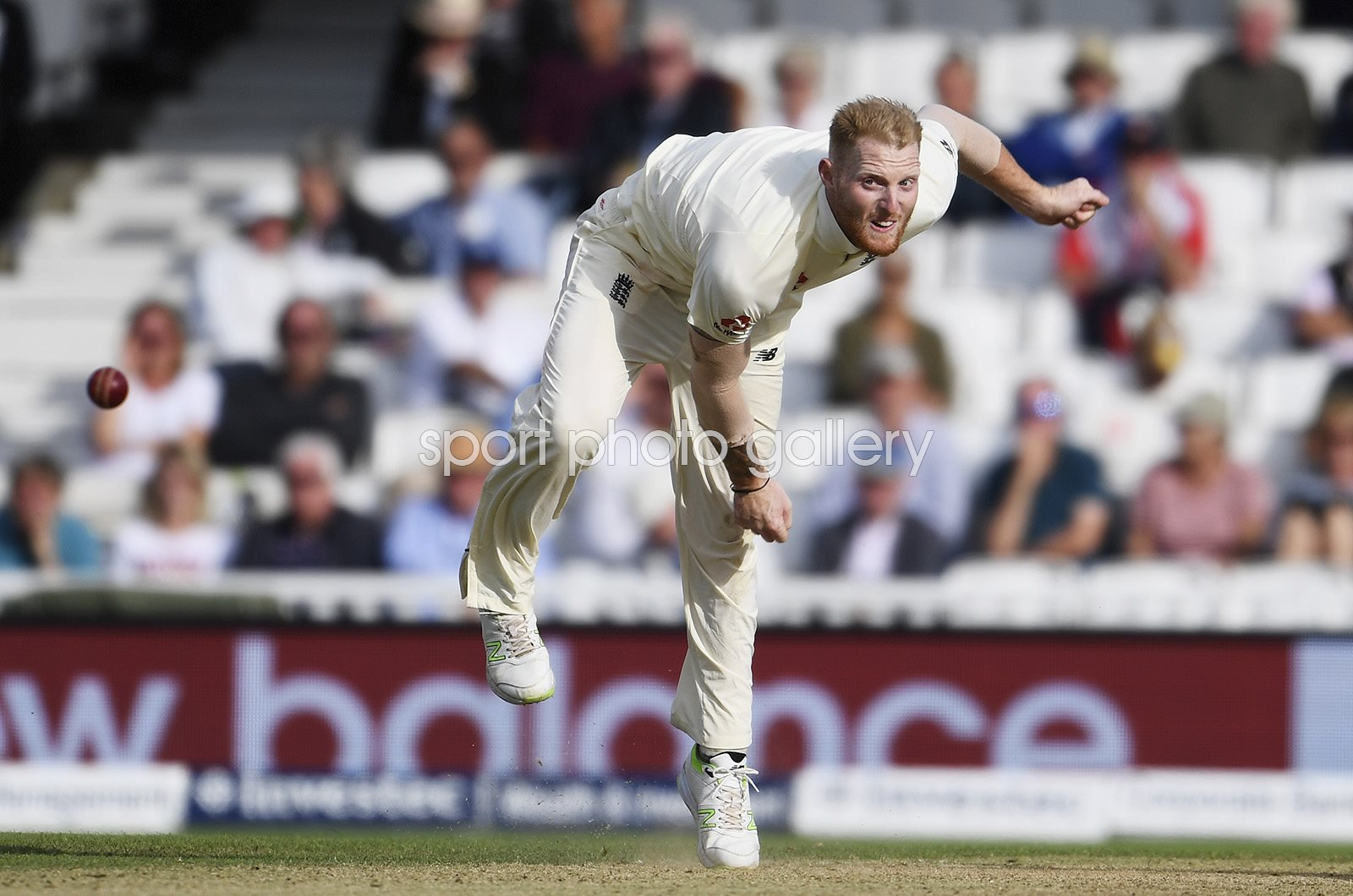 Ben Stokes England v South Africa Oval Test 2017
