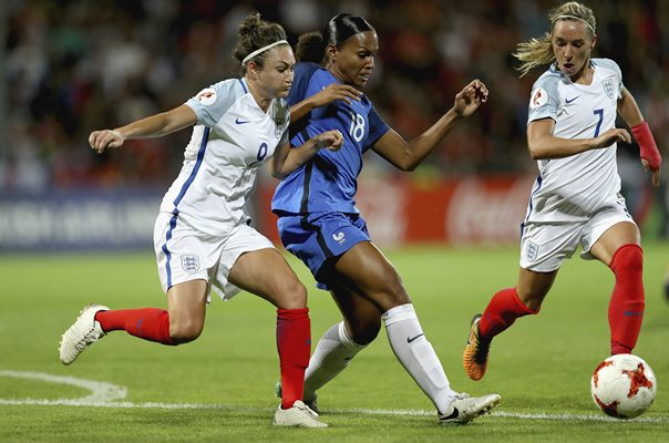 Jodie Taylor England v France Women's Euro 2017