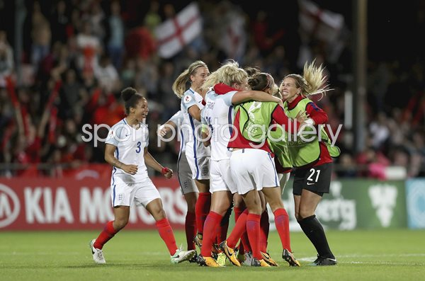 England beat France Women's Euro 2017