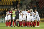 England beat France Women's Euro 2017  Canvas