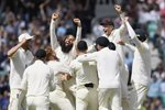 Moeen Ali England Hat Trick v South Africa wins Oval Test 2017 Prints