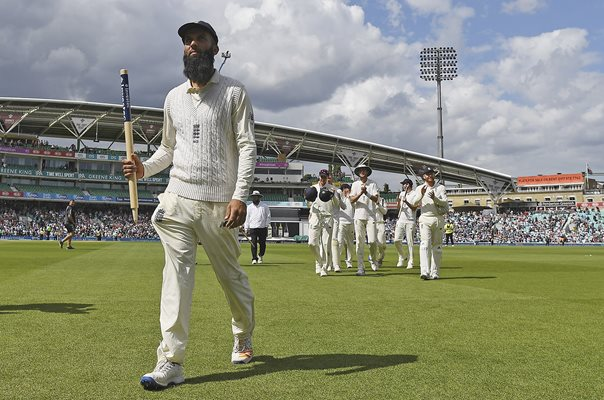 Moeen Ali England Hat Trick v South Africa wins Oval Test 2017