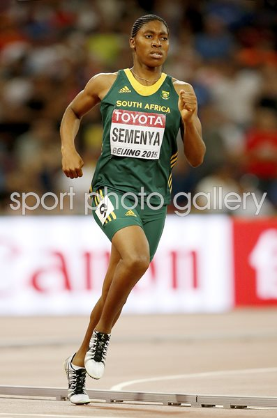 Caster Semenya South Africa World Athletics Beijing 2015